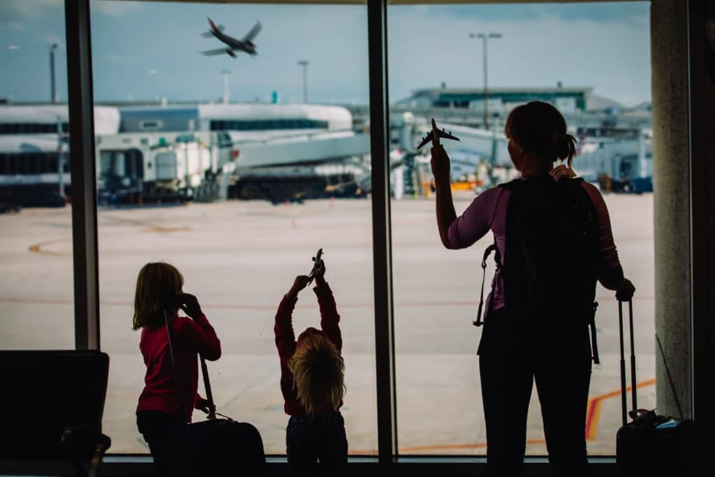 Air flow Travel Tips for Moms and dads of Young Kids