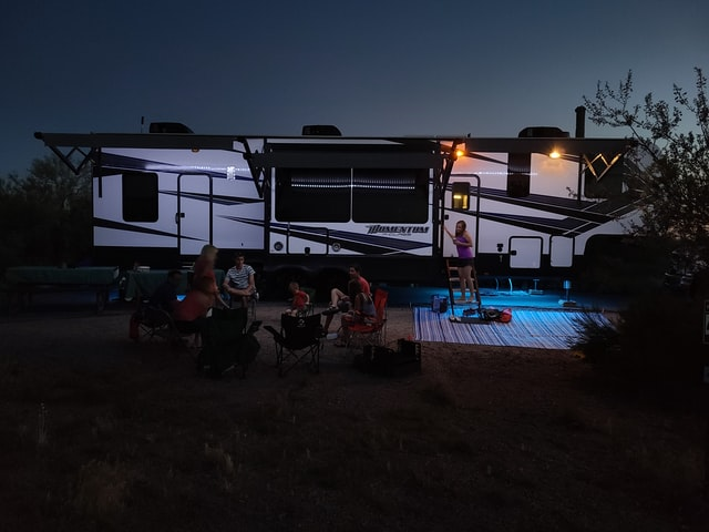 Tips for Touring By Recreational vehicle
